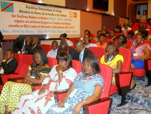 Nord-Kivu: environ 204 personnes condamnées pour viol en deux ans