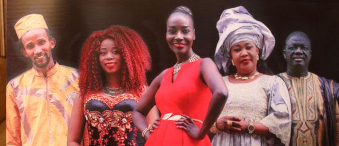 Coumba GAWLO chante contre l'excision #Sénégal
