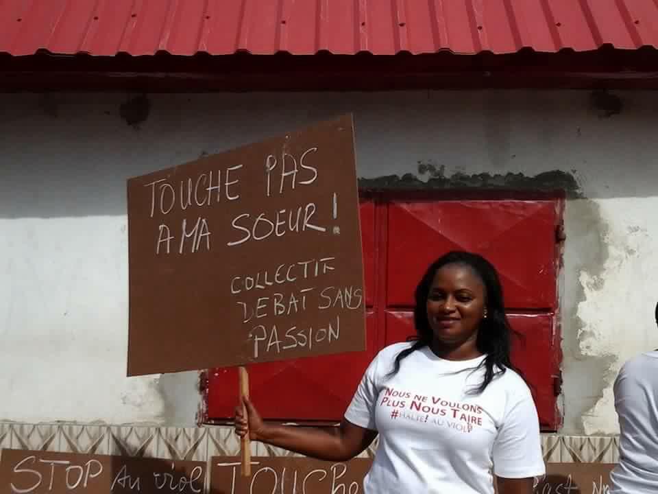 """""""Touche pas à ma sœur"""" Guinée-Conakry"""