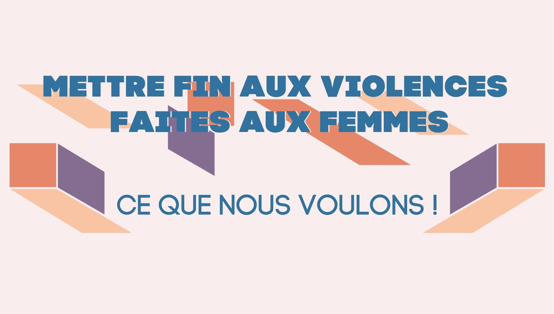 Pour les Francilien-ne-s, demain samedi, deux actions contre les violences faites aux femmes #UniesPourToutes