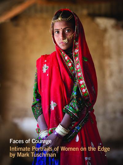 Mark Tuschman parcourt le monde pour photographier les femmes victimes de violences