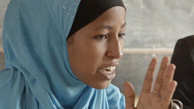"""Balkissa Chaibou, la Nigérienne qui a dit """"non"""" au mariage forcé"""