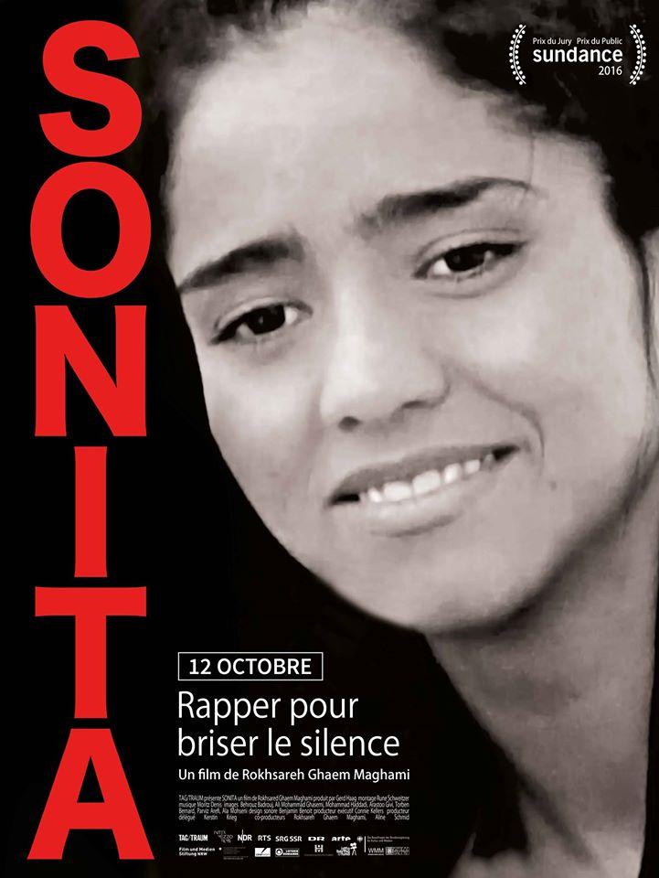 Sonita – Rapper pour briser le silence – Sortie du film le 12 octobre