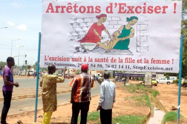 LES HOMMES S'ENGAGENT : Au Mali, Siaka Traoré fait de « la lutte contre l'excision, le combat de sa vie »