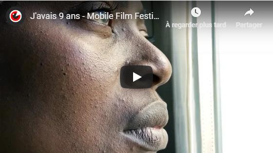 """""""J'avais 9 ans"""", film de Mattéo DUGAST pour soutenir le combat du GAMS contre l'excision récompensé"""