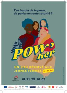 POW-HER affiche