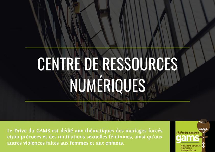 Centre de ressources numériques