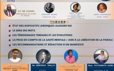 Un Webinaire pour la Guinée ! – 20 mars 2021