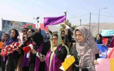 Manifestation   Soutien aux Afghanes – 19 septembre 2021