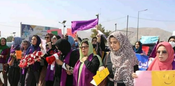 Manifestation | Soutien aux Afghanes – 19 septembre 2021